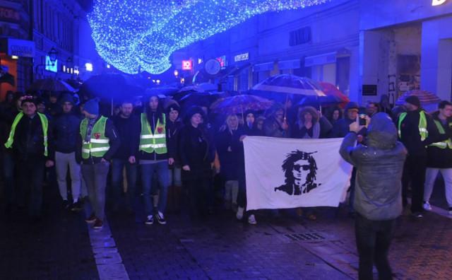 """BANJA LUKA Zbog onemogućavanja proslave Nove godine grad tuži organizatore skupa """"Pravda za Davida"""""""