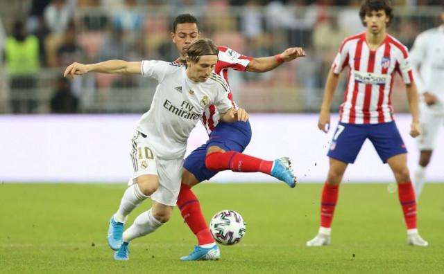 Real Madrid osvojio Superkup