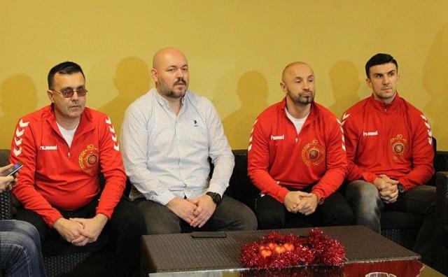 Novi trener Slobode Davor Kadić, kapetan Emir Suhonjić