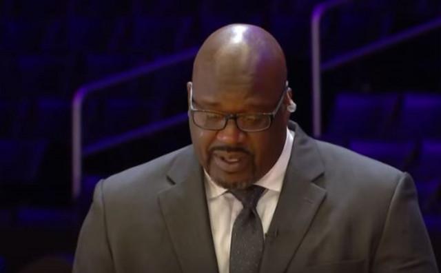 Shaquille O'Neal u suzama pričao o Kobeu Bryantu