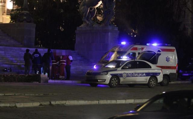 SAMOUBOJSTVO Nepoznati muškarac oduzeo sebi život ispred Skupštine Srbije