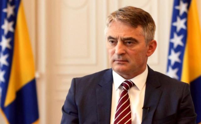 Željko Komšić u samoizolaciji dok ne uradi testove