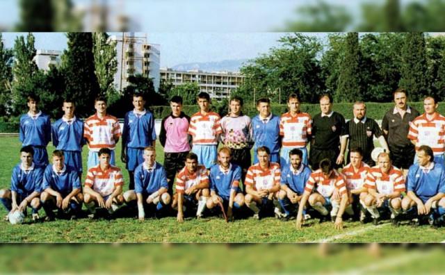 NOGOMETNA POVIJEST HERCEGOVINE Zrinjski i Široki su pod prijetnjom granata igrali za prvaka Herceg-Bosne