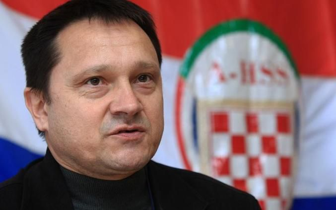 MLADI JASTREB BORKOVIĆ 'Zgrožen sam mogućnošću da bezobrazna sirovina postane Predsjednik RH'