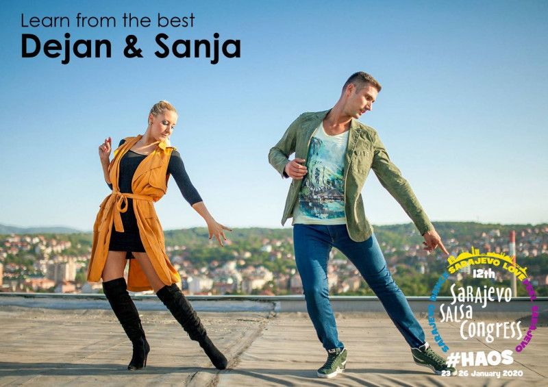 FOTO NAJVEĆI PLESNI DOGAĐAJ U BiH Sarajevo Salsa Kongres okuplja 800 sudionika iz cijelog svijeta
