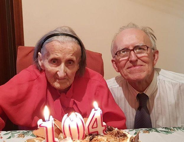 Hercegovka Štefica Jurić proslavila 104. rođendan