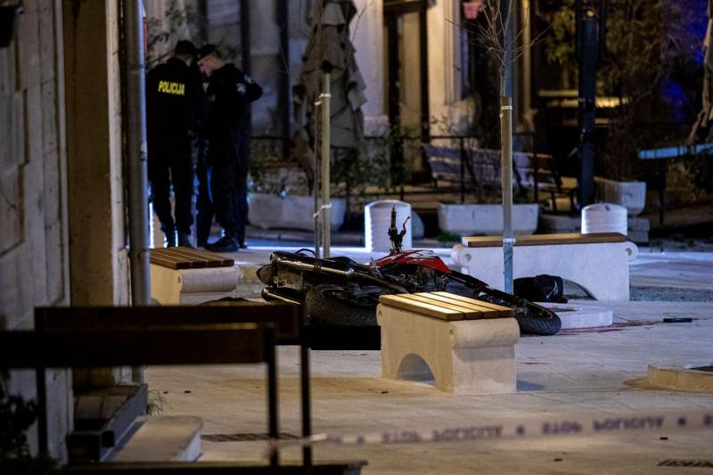 SPLITSKA POLICIJA Na mjestu događaja nađeno je 36 čahura, uhitili ga za manje od tri sata