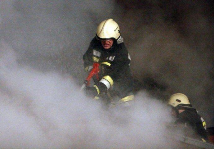 SARAJEVO Pokušavajući uključiti šporet na plin starac izazvao požar