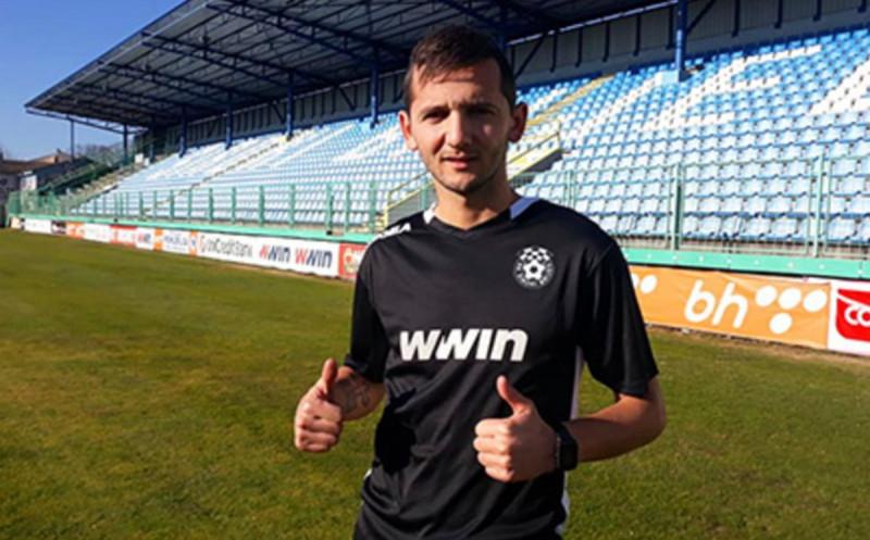 Zvonimir Begić novi je član NK Široki Brijeg
