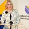 Ministrica obrazovanja i znanosti u Vladi FBiH podnijela ostavku
