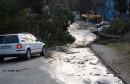 Mostar pretrpio ogromne štete, naleti bure dosezali su do 120 km/h