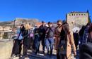 Mostarci iskoristili lijepo vrijeme za šetnju parkom Zrinjevac