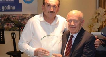 Marinko Mikulić (Ćipukić) dobio posebno priznanje za višegodišnji doprinos širokobriješkom sportu