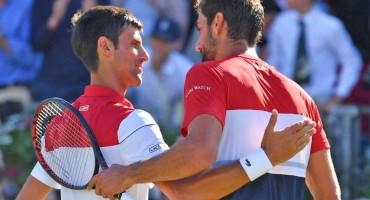 Čilić i Đoković se oprostili od turnira parova u Dubaiju