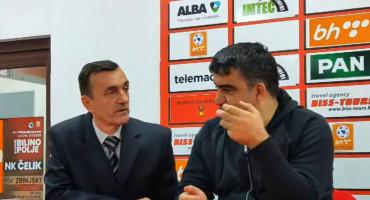 """Umit Ozat """"otjerao"""" Mladena Žižovića s pressa nakon utakmice"""