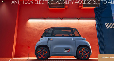 Citroen predstavio maleni električni gradski auto za 6000 eura