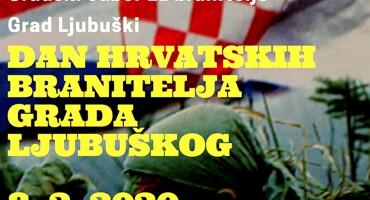 Dan hrvatskih branitelja grada Ljubuškog