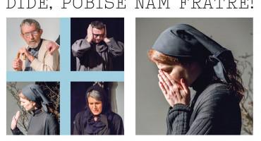 Predstava 'Dide, pobiše nam fratre!' u Zagrebu 29. veljače u organizaciji Zavičajne zajednice Široki Brijeg