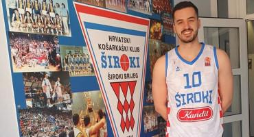Domagoj Bošnjak vratio se u HKK Široki
