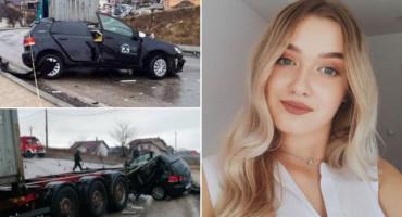 PRERANO UGAŠENI MLADI ŽIVOT Građani oplakuju 18-godišnju djevojku koja je poginula u prometnoj nesreći