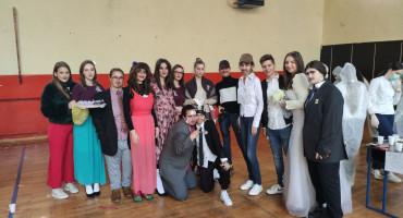 Maškare u Srednjoj Građevinskoj školi Jurja Dalmatinca