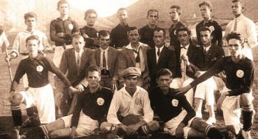 Voljen i stvoren da živi vječno: Idealna momčad Zrinjskog od 1905. do 1930. godine