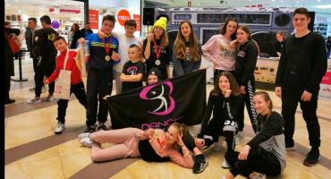 Sjajni rezultati plesnog studija iz Mostara, ušli u Top 8 najboljih plesača