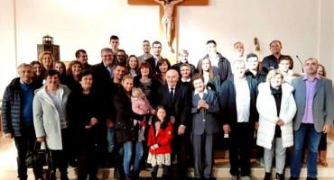 DIJAMANTNI PIR Ivan i Mara Ljubas proslavili 60 godina braka
