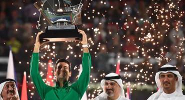 Đoković osvojio peti naslov u Dubaiju