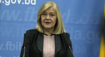 Jelka Milićević saslušana u Tužiteljstvu BiH