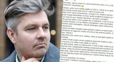 Juričan pozvao Bandića da otkrije tko su ljubavnice HDZ-ovaca