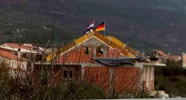 ZANIMLJIV DETALJ Na krovu kuće u izgradnji odao počast Hrvatskoj, ali i Njemačkoj