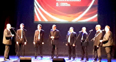 Trebižaćani oduševili Crnogorce na FESTIVALU 'A CAPPELLA MONTENEGRO'