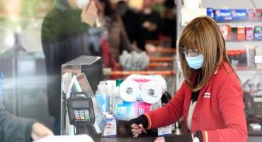 Banjalučani zatvaraju kafiće, trgovine će primati ograničen broj kupaca