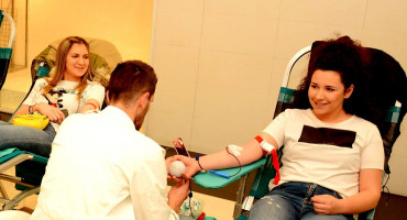 Zbog nedostatka nulte krvne grupe u SKB-u se odgađale operacije