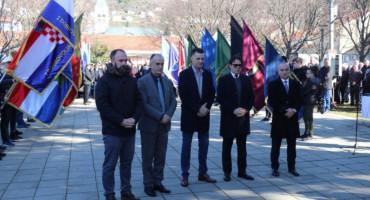 LJUBUŠKI Obilježen Dan hrvatskih branitelja