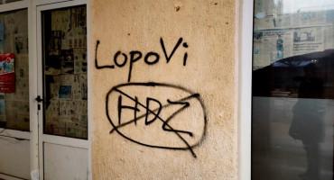 U HDZ-u misle da je 'HDZ lopovi' govor mržnje