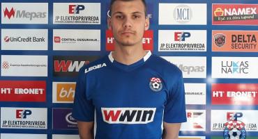 Marko Jurić iz Lokomotive posuđen Širokom do kraja sezone