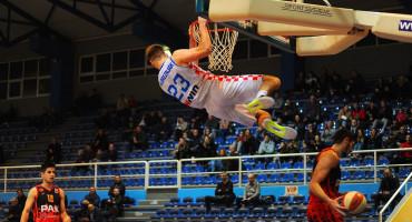 Mateo Drežnjak u početnoj petorci hrvatske reprezentacije