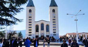 KORONAVIRUS Talijani otkazuju hodočašća u Međugorje