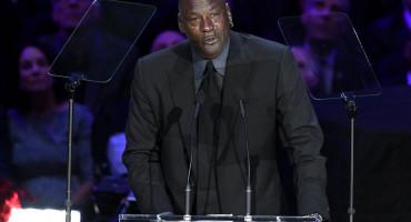 Jordan u suzama: Kad je umro Kobe Bryant, umro je i dio mene