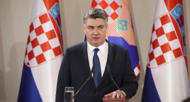 Milanović u obraćanju naciji: Naš je zadatak da zaštitimo očeve, majke, bake i djedove