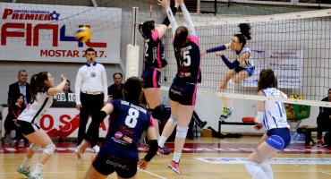 SOK Mostar poražen od OK Volley s 3:1 u setovima