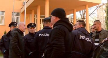 Sindikat policije najavio okupljanja ako Vlada HNŽ-a ne pozove na dogovor