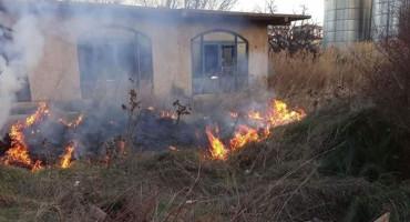 Dva požara izbila na području Čitluka