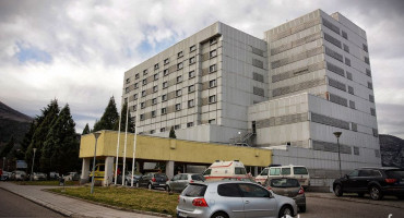 Osigurano 200.000 maraka za opremanje izolacijskih soba u SKB Mostar