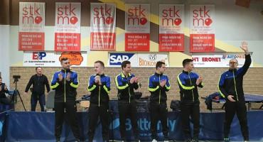 Stolnoteniski klub 'HT ERONET' Mostar potvrdio prvo mjesto