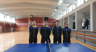 SENIORI NA PRVOM MJESTU Uspješan vikend za sve tri ekipe STK 'HT ERONET' Mostar