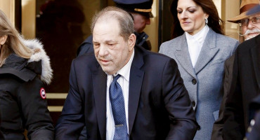 Harvey Weinstein proglašen krivim za silovanje