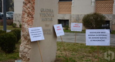 Šest potencijalnih lokacija za novu deponiju u Mostaru